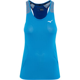 Mizuno Aero Tank Women brilliant blue